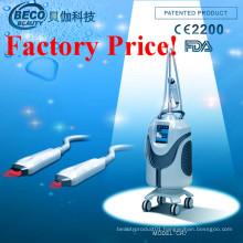 Cryo+Heating Radio Frequency Laser RF Machine (CR7)