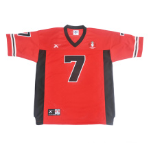 Embroidery Tackle Twill Football Jersey