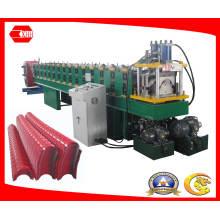 Профилегибочная машина для производства коньковых крышек (YX162-287)