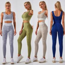Yoga Leggings Sportanzug für Frauen Workout