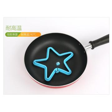 Populaire Star Shape Egg siliconenring
