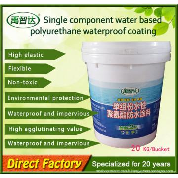 Revêtement d'imperméabilisation en polyuréthane monocomposant Enper