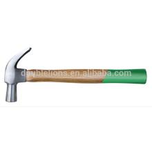 молоток плотничный горячей продажи 2015 с деревянной ручкой