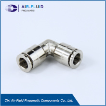 Air-Fluid Brass Equal Elbow Push in Fittings.