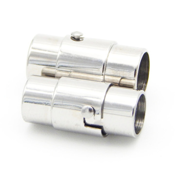 3/4 / 6mm Stainless Steel Snap Lock Magnetic Genggam