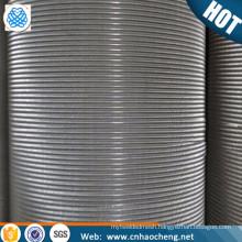 Alibaba China Inoxidabe ss magnetic 410 430 plain weave 100 200 mesh inox wire mesh