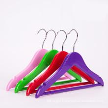 hot sale multi-color wooden children hanger