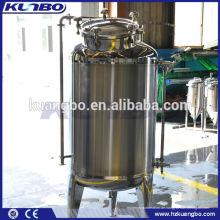 Beste Qualität Edelstahl Bier Wassertank