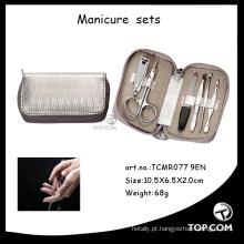 Conjunto completo de kit de manicure gel uv para salão de beleza