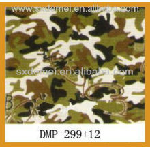Camouflage printed canvas fabric wholesale