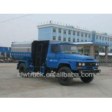Capacidad de alta calidad de Dongfeng del carro de la basura, 10m3Garbage camión en Turquía