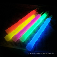 """party favor 6 """" glow stick with hook in the dark"""