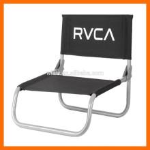 Cadeira de jardim dobrável portátil fácil de assento baixo