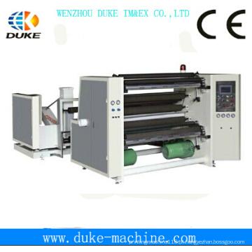 Máquina de corte e rebobinamento de alta velocidade (DK-FQJ)