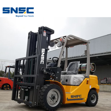 3.5Tons Propane Forklift Price