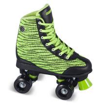 Soft Boot Quad Roller Skate para adultos (QS-42-1)