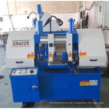 Abschnitt Art Material Doppelständer Horizontal Bandsäge Maschine (GH4228)