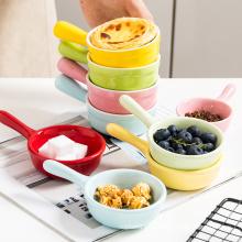Ceramic Small Dish Mini Butter Mustard Sushi Vinegar Soy Dish Seasoning Plates for Restaurant Bar Tomato Sauce Dish