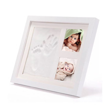 Wholesale Custom Logo Wall Hanging Home Decorative Wooden Picture Photo Frame Wood Painting Frame