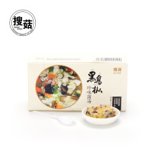 Chinese freeze dried mushroom instant soup from China