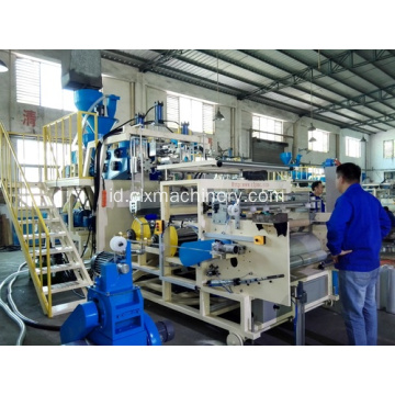 PE Cling Film & Stretch Film Equipment