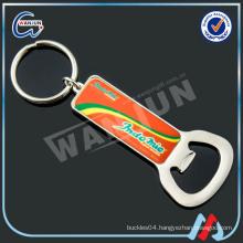 custom printed bulk bottle openers keychain