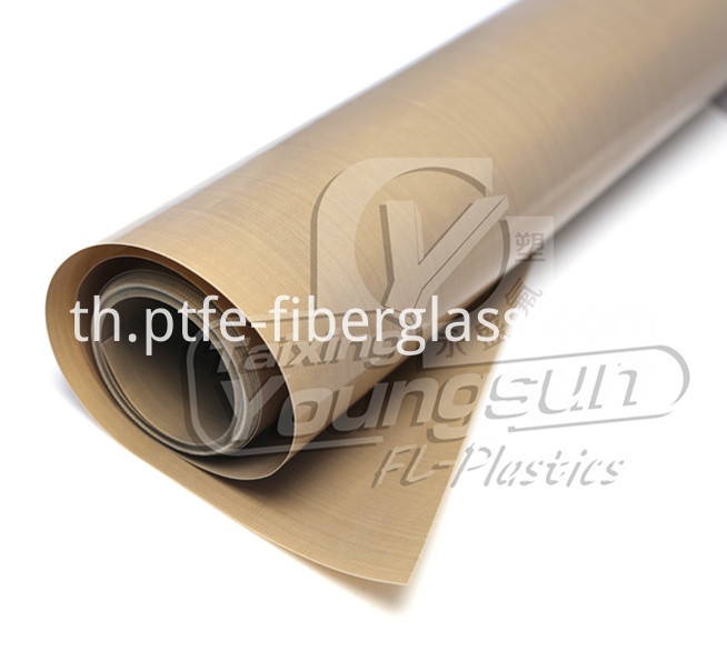 Ptfe Coated Glassfiber Fabrc 2