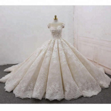 Alibaba alta qualidade mulheres vestido de baile vestido de noiva de luxo 2017 WT271