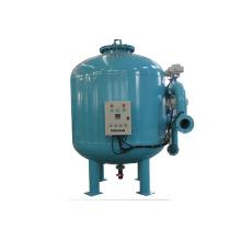 Abwasser-Vorbehandlung Automatische Steuerung Mechanischer Sandfilter