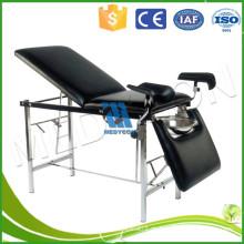 Faltbare medizinische Untersuchung Table_Luxurious Gynäkologie ärztliche Untersuchungstabelle