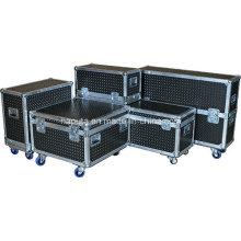 Aluminio de encargo Flight case para equipo de DJ (HF-1300)