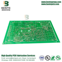 Carte PCB flexible faite sur commande de carte 35um