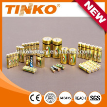 Alkaline battery size AA 1.5v with best price