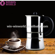 Professional Antique Stainless Steel Espresso Coffee Maker