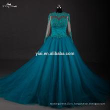 RSE606 настроить свой собственный длинный Павлин quinceanera платья с выкройки рукава