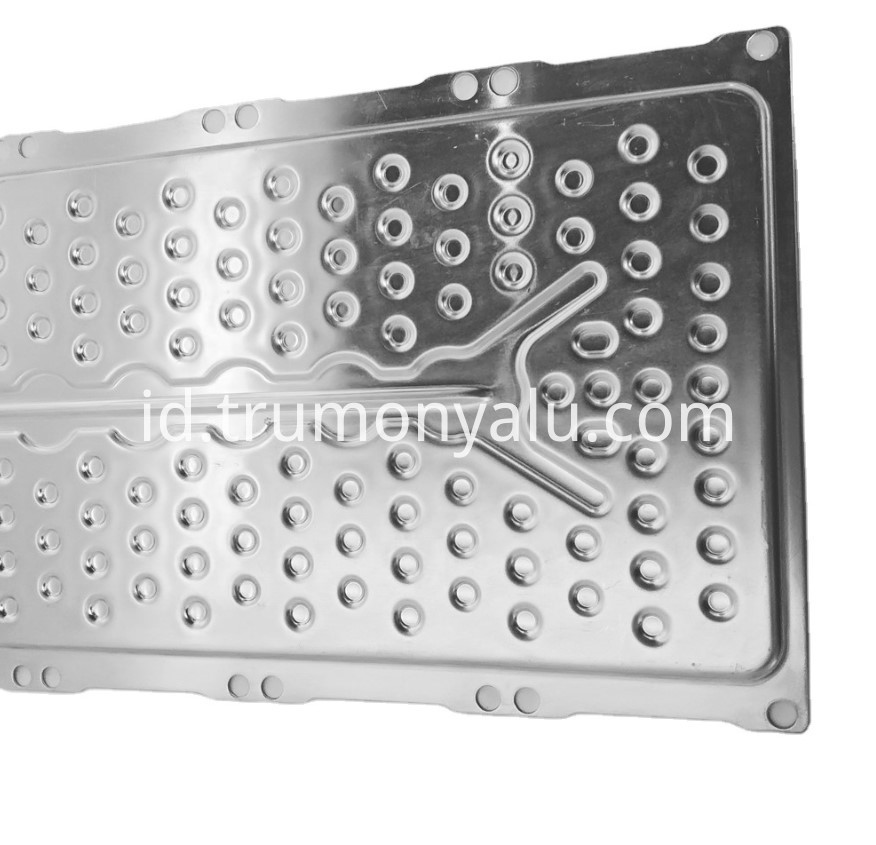 Water Cooling Plate 1