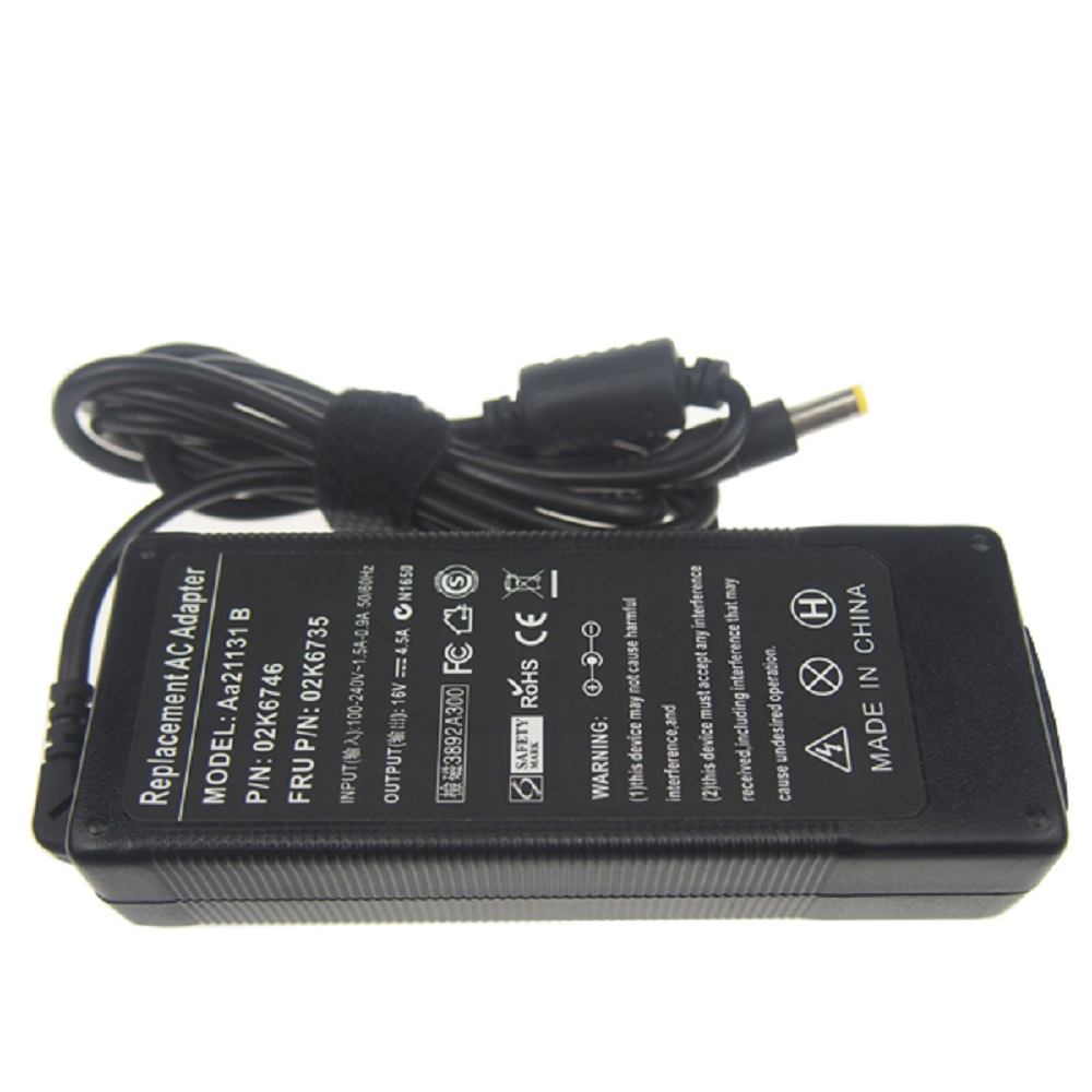 16v 4.5a laptop adapter