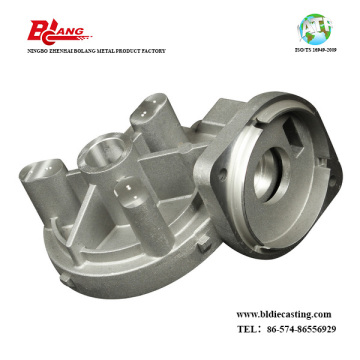 อลูมิเนียม Die Casting Wiper Motor Housing
