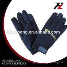 Larga vida útil Micro fibra OEM industrial guante