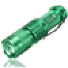 7W 300LM Mini LED Flash lanterna tocha luz