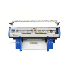 Blanket knitting machine