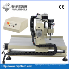 Craft Engraving Machine Mini CNC Engraver with Ce (CNC3040T-X)