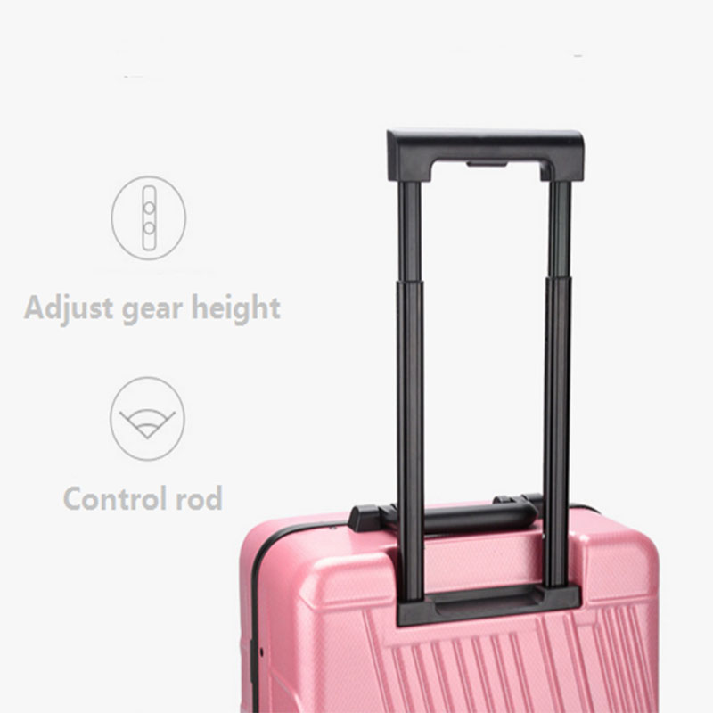 Aluminium alloy rod luggage