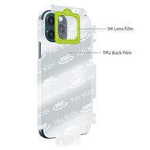 Защитная пленка для объектива камеры и защитная пленка для заднего экрана