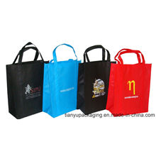 Promotion PP Non Woven Shopping Eco Bag with Print Logo