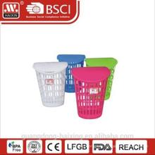 Panier à linge plastique avec lid(40L)