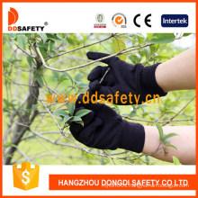 Brown Jersey Garden Hand Job Work Gloves