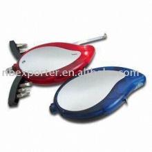 BTEL1343 Kit de herramientas de antorcha LED mini