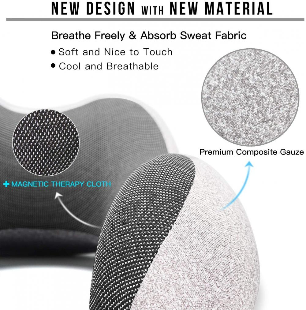 Memory Foam Pillow For Neck Support