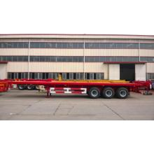 40 '3-Axle Flatbed Semi-Trailer